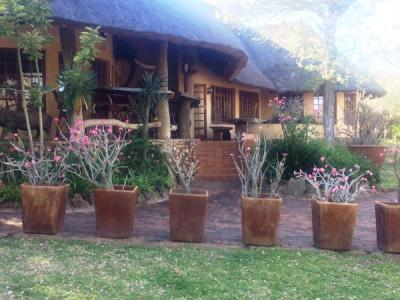 nDzuti Safari Lodge