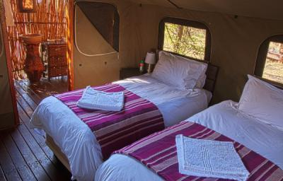 Tented Safari Greater Kruger